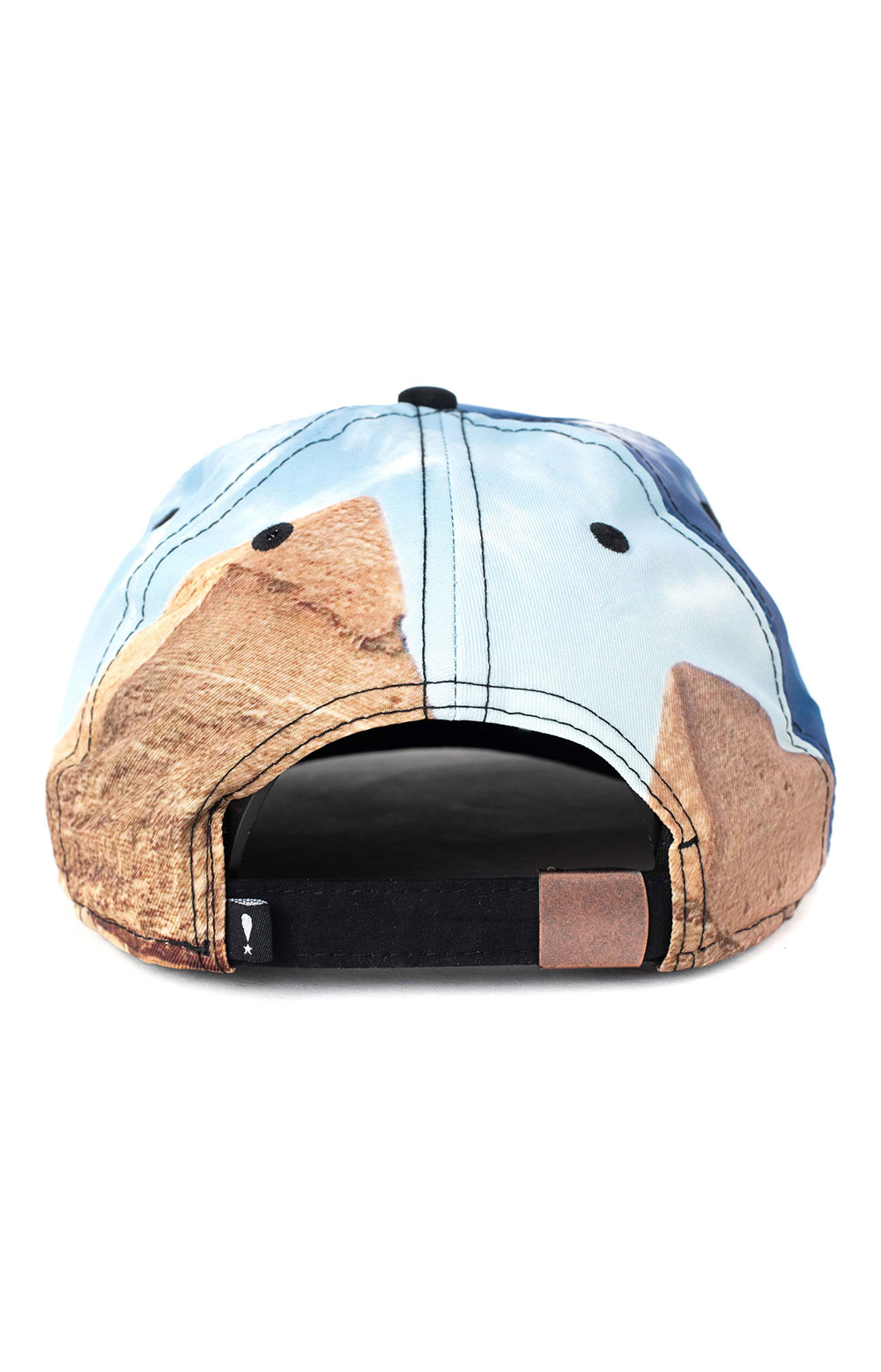 Kngs Tomb Strap-Back Hat  3