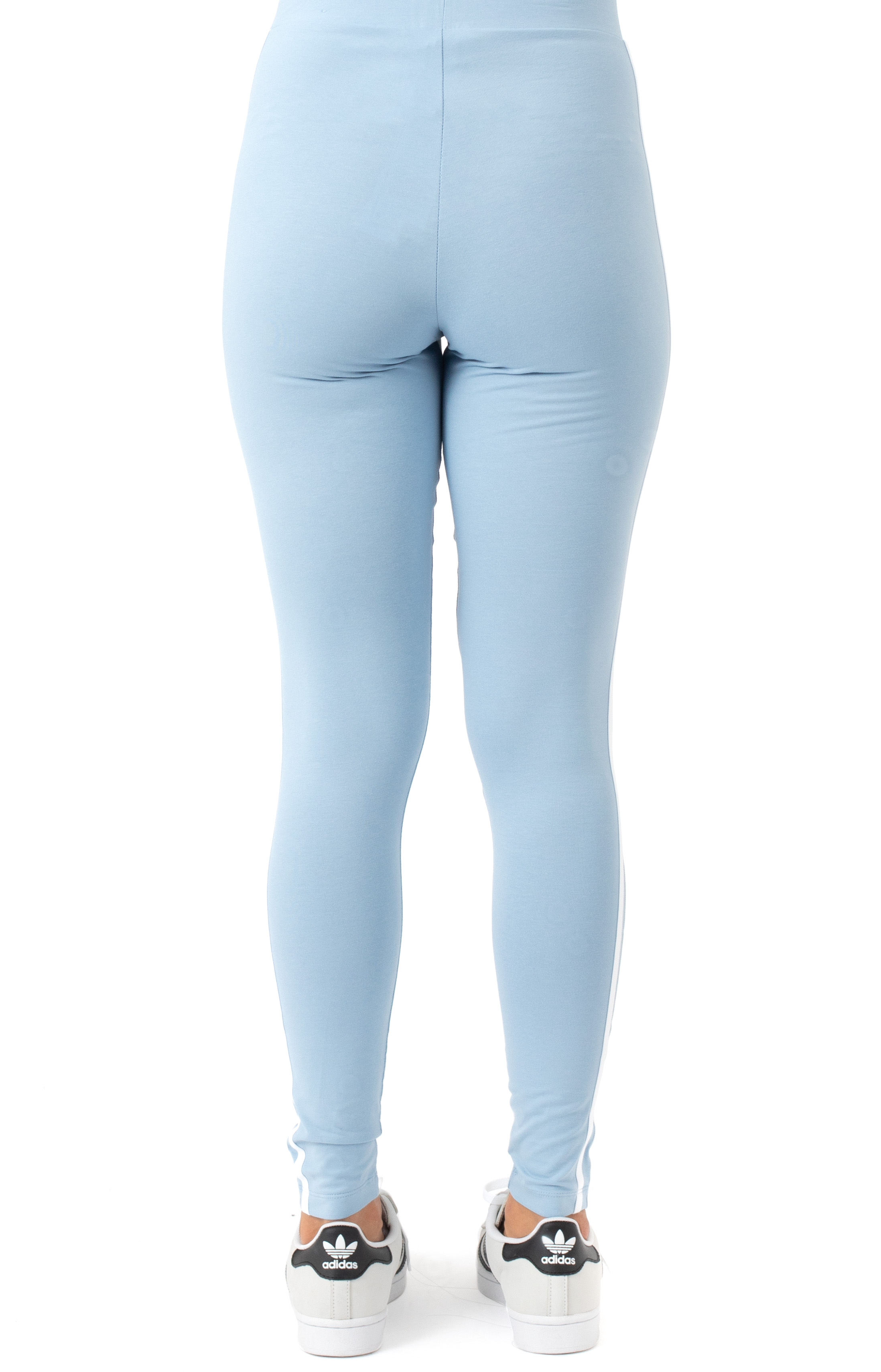 3 Stripes Tights - Ambient Sky  3