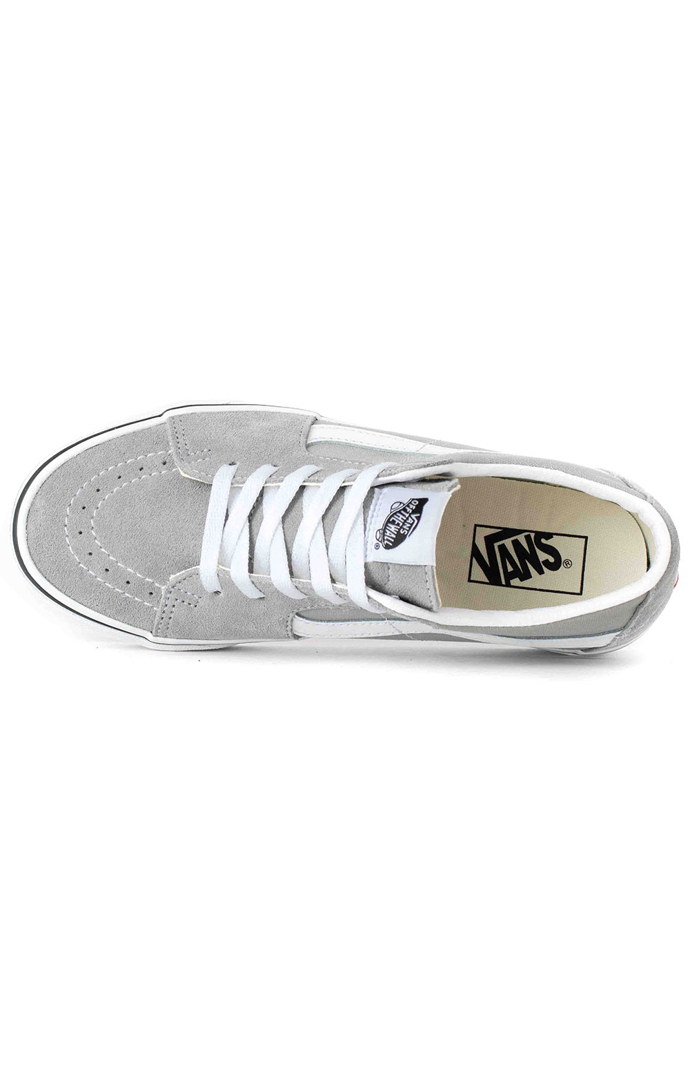 (UUKIYP) Sk8-Low Shoes - Drizzle/True White  2