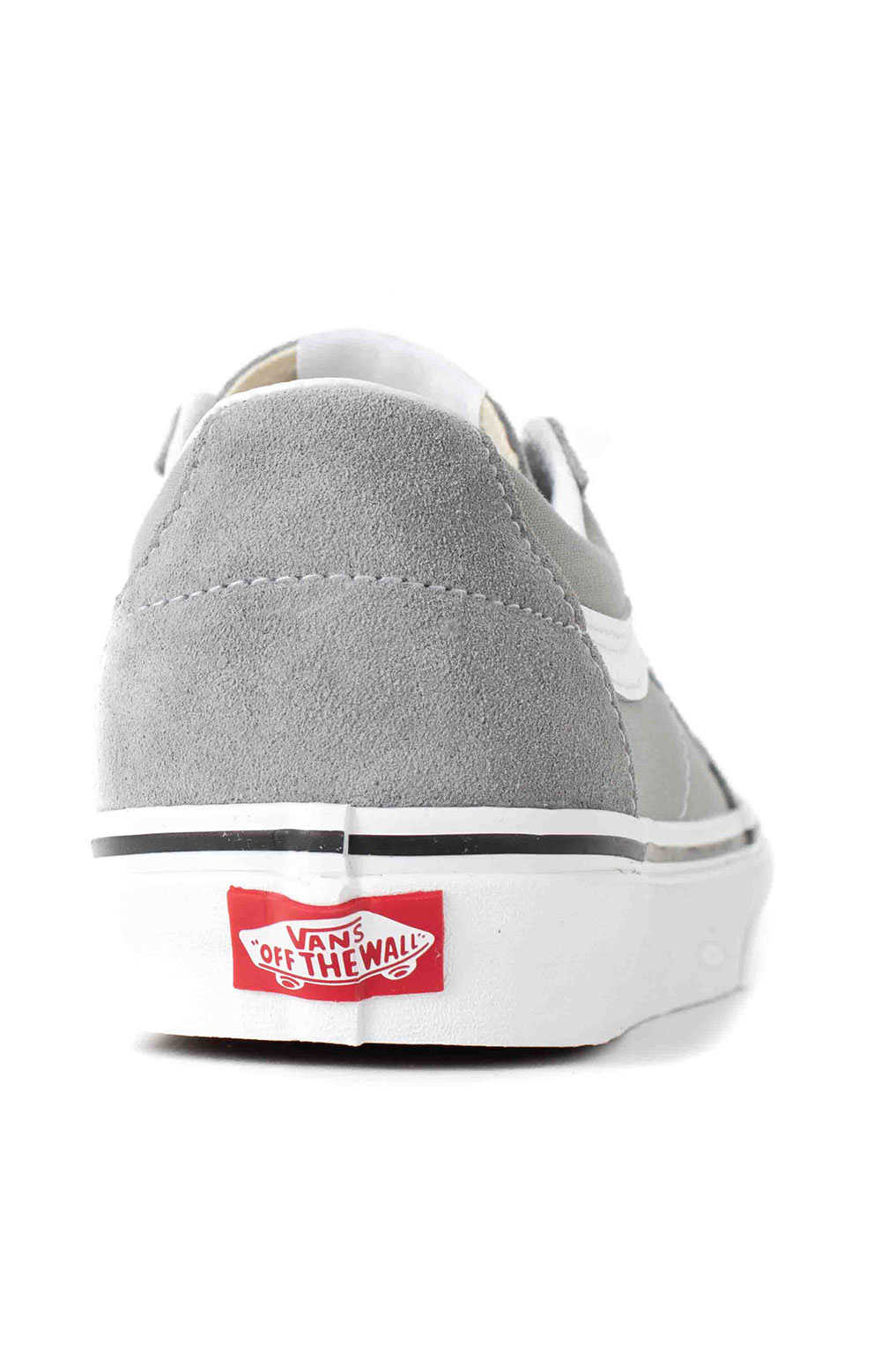 (UUKIYP) Sk8-Low Shoes - Drizzle/True White  5