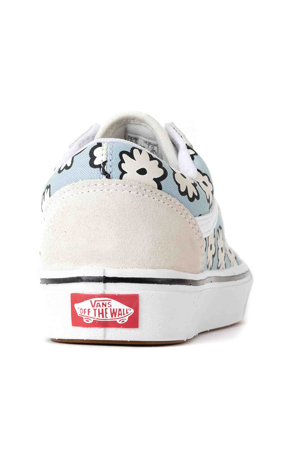 (DYC9KR) Mixed Cozy Comfycush Old Skool Shoes - Marshmallow/Pastel 5