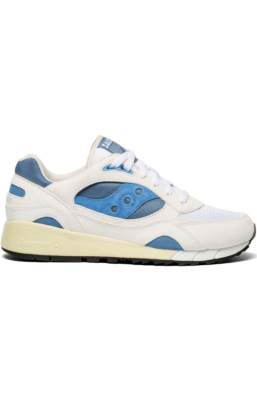 (S70441-13) Shadow 6000 Shoes - White/Blue