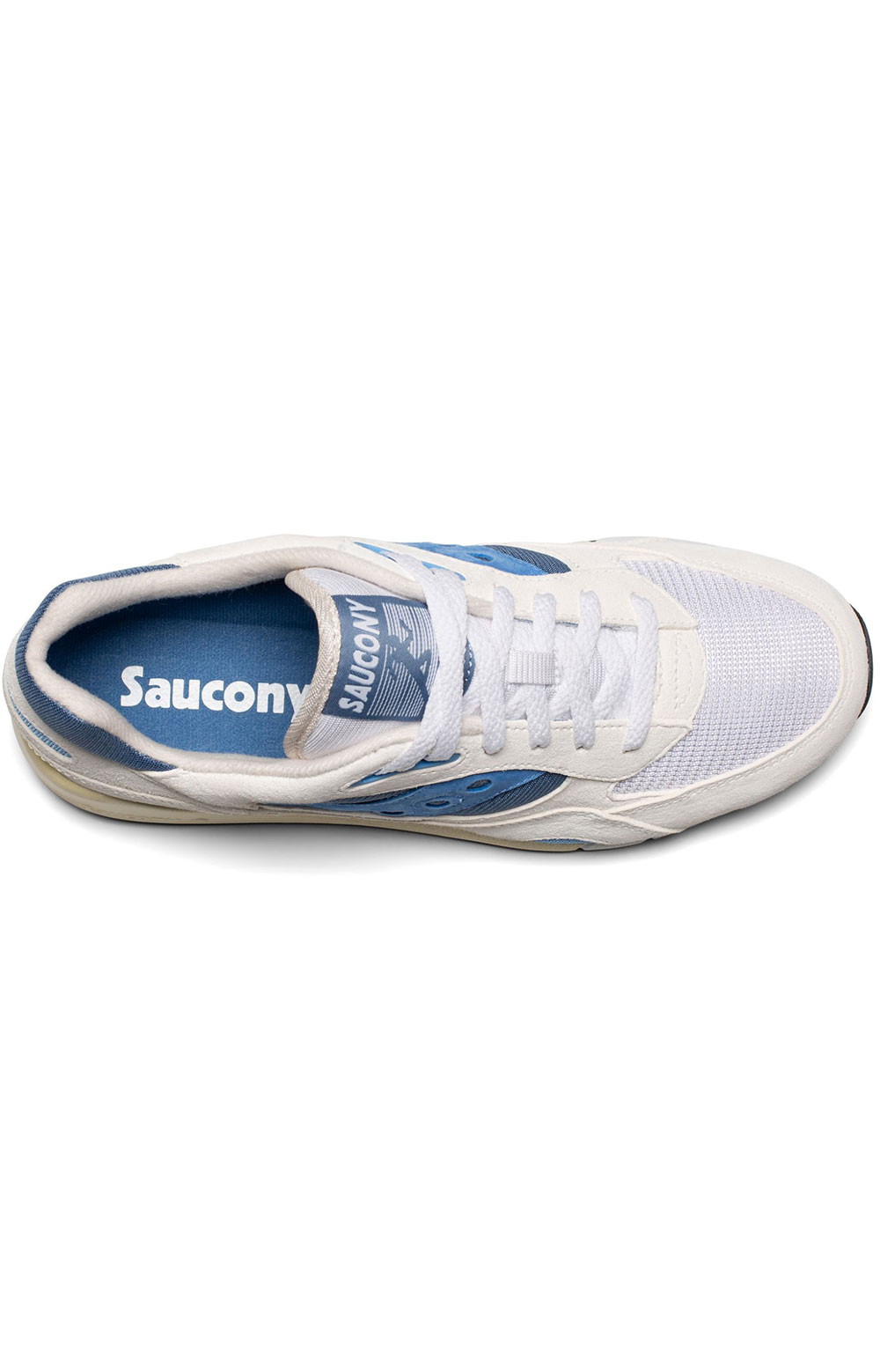 (S70441-13) Shadow 6000 Shoes - White/Blue 3