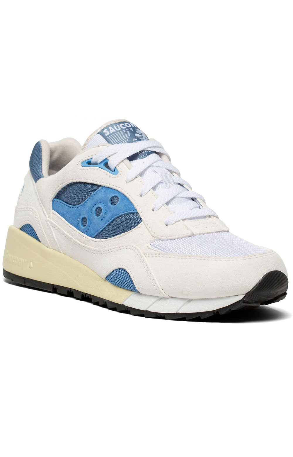 (S70441-13) Shadow 6000 Shoes - White/Blue 5
