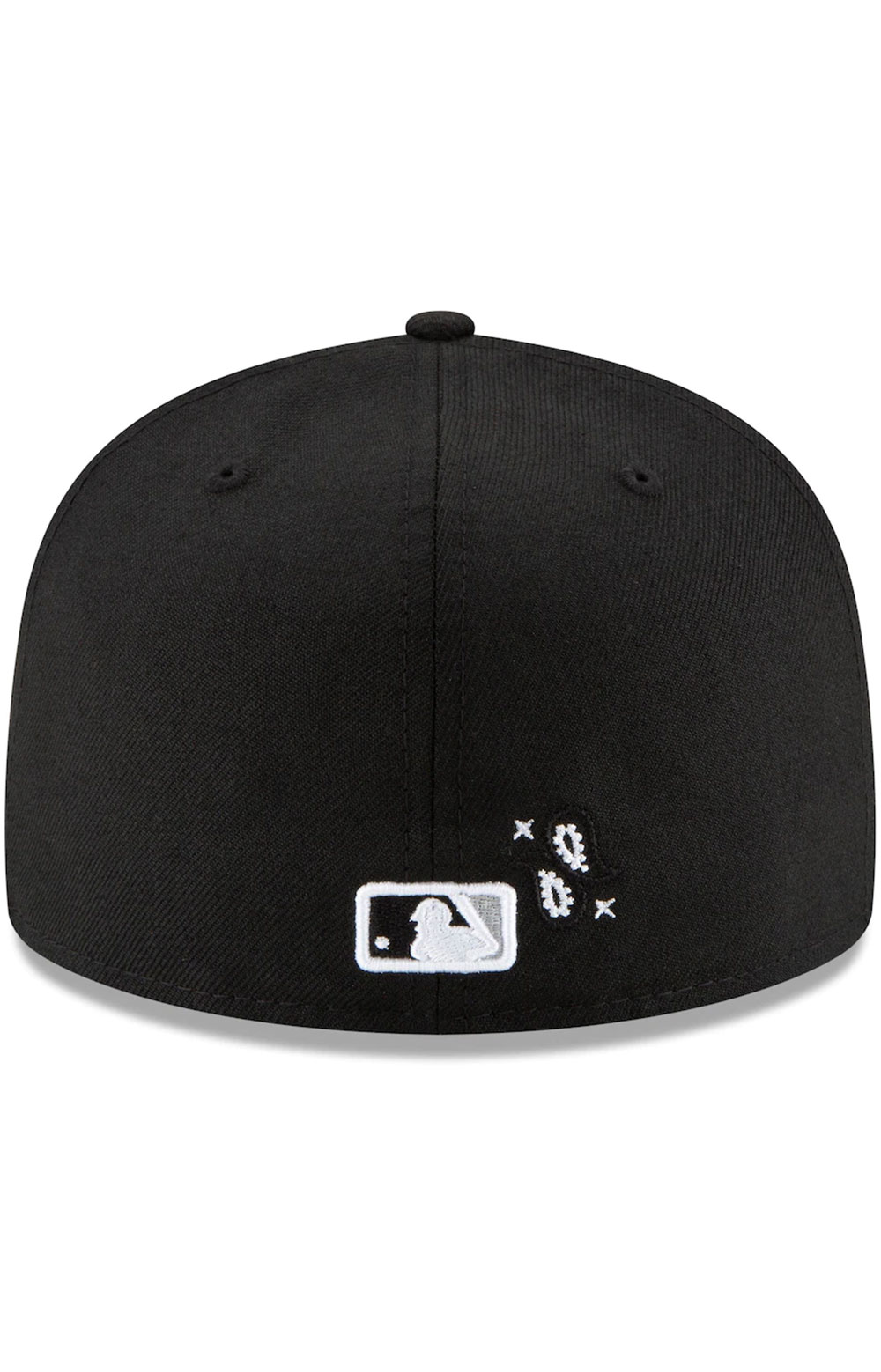 Chicago White Sox Paisley Elements 59Fifty Fitted Hat - Black  4