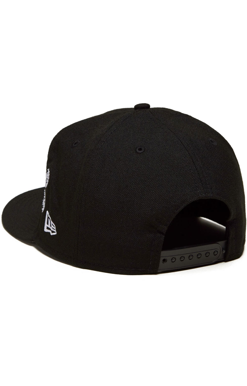 Los Angeles Dodgers Paisley Elements 59Fifty Fitted Hat - Black  2