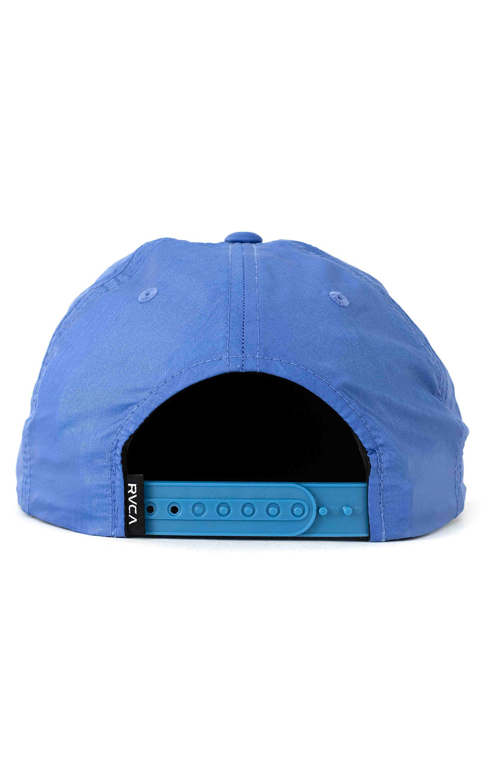 Pacifists Snap-Back Hat - Blue  3
