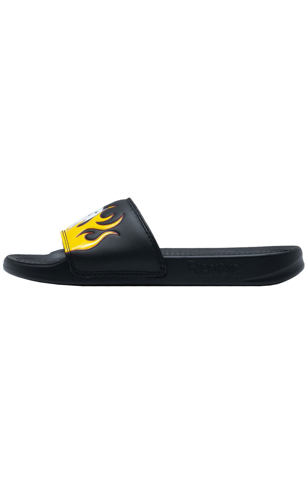 Welcome To Heck Slides - Black Flame  2