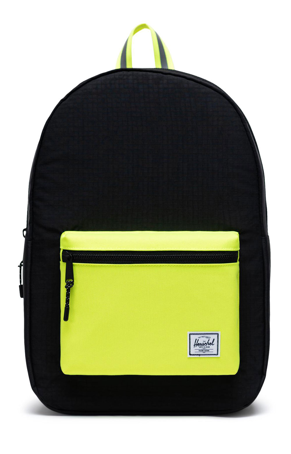 Settlement Backpack - Black Enzyme Ripstop/Black/Safety Yellow