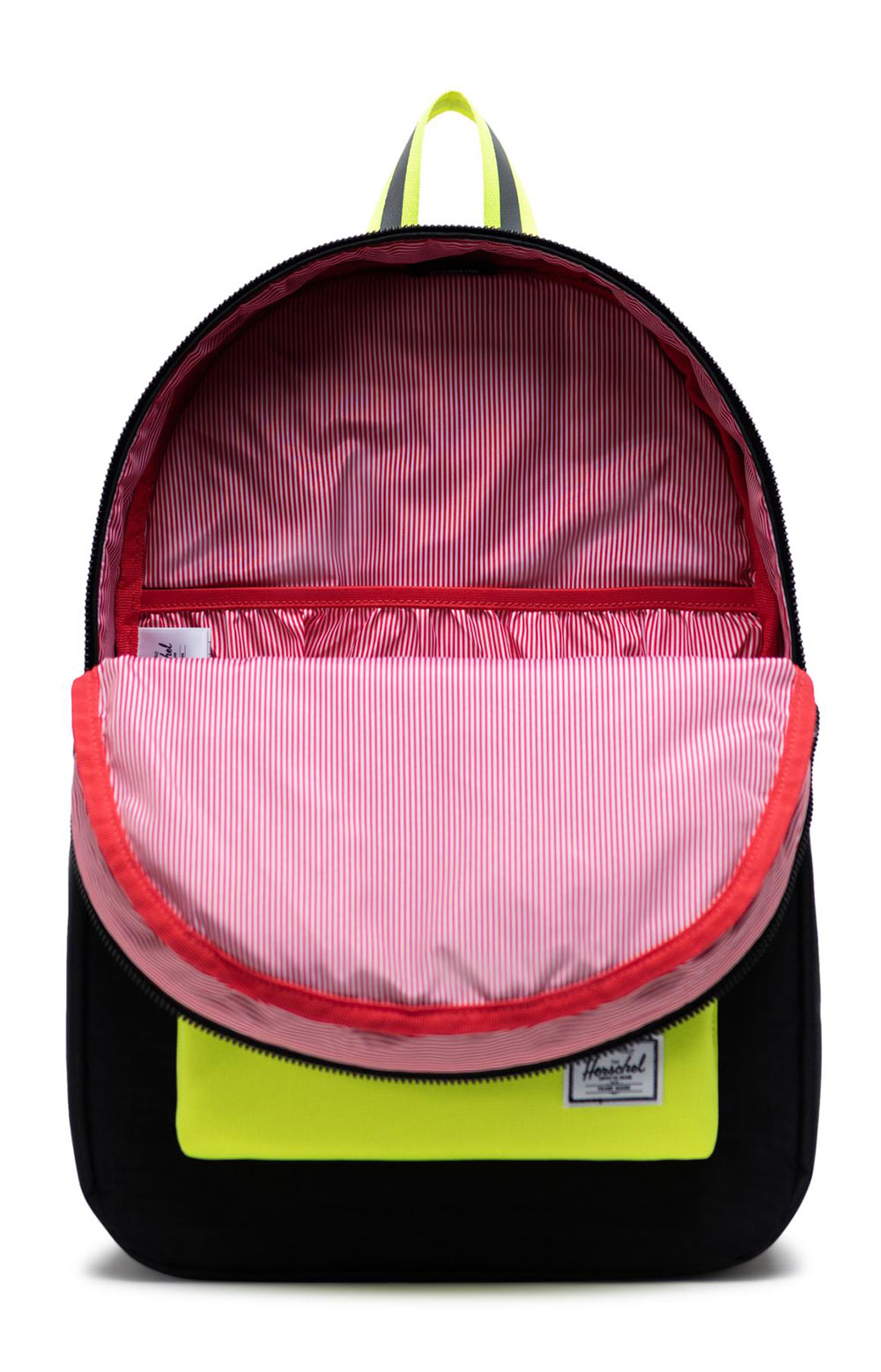 Settlement Backpack - Black Enzyme Ripstop/Black/Safety Yellow 3