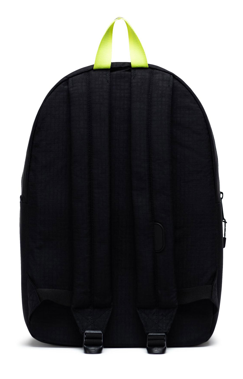 Settlement Backpack - Black Enzyme Ripstop/Black/Safety Yellow 5