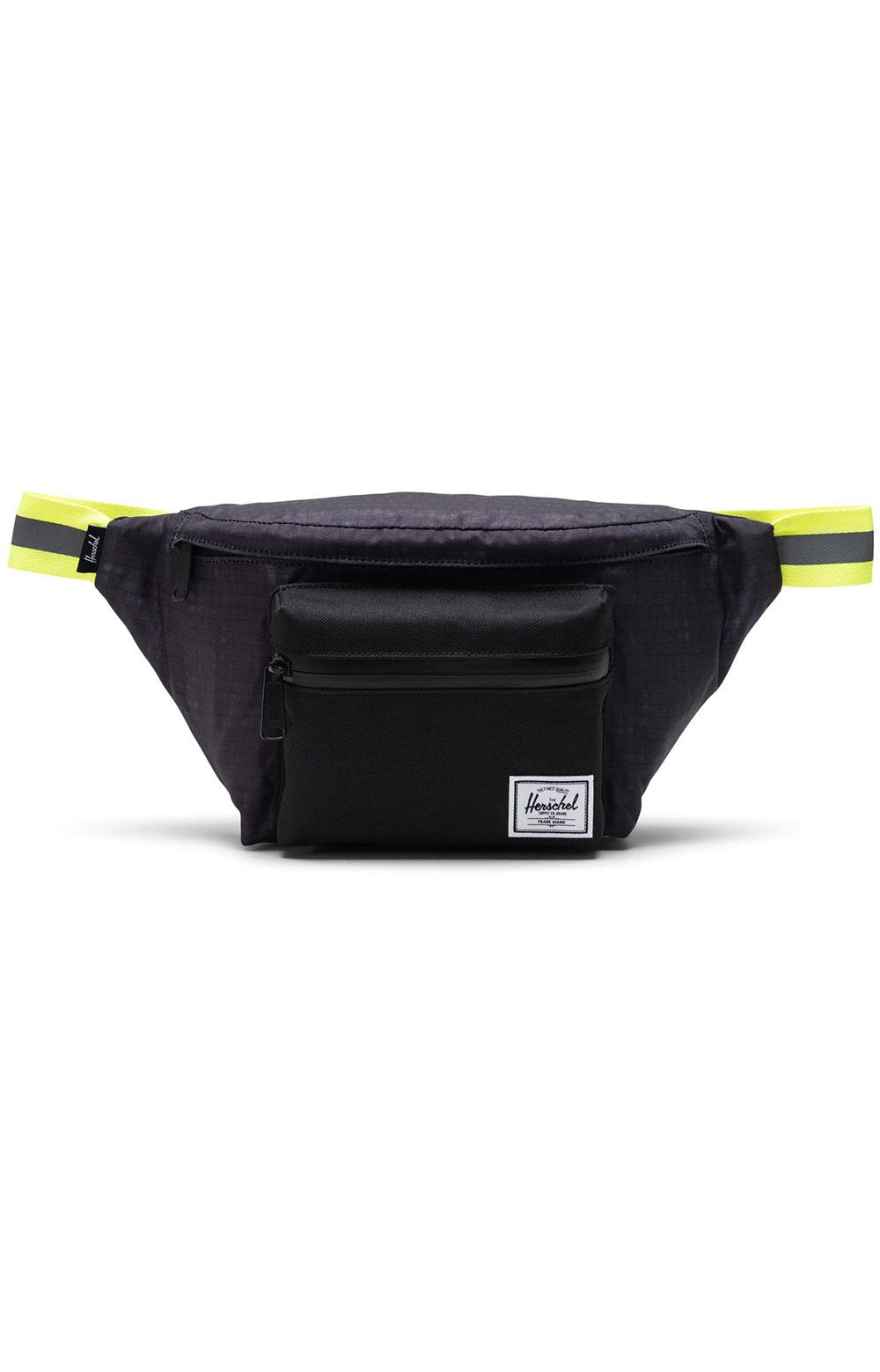 Seventeen Hip Pack - Black Enzyme Ripstop/Black/Safety Yellow