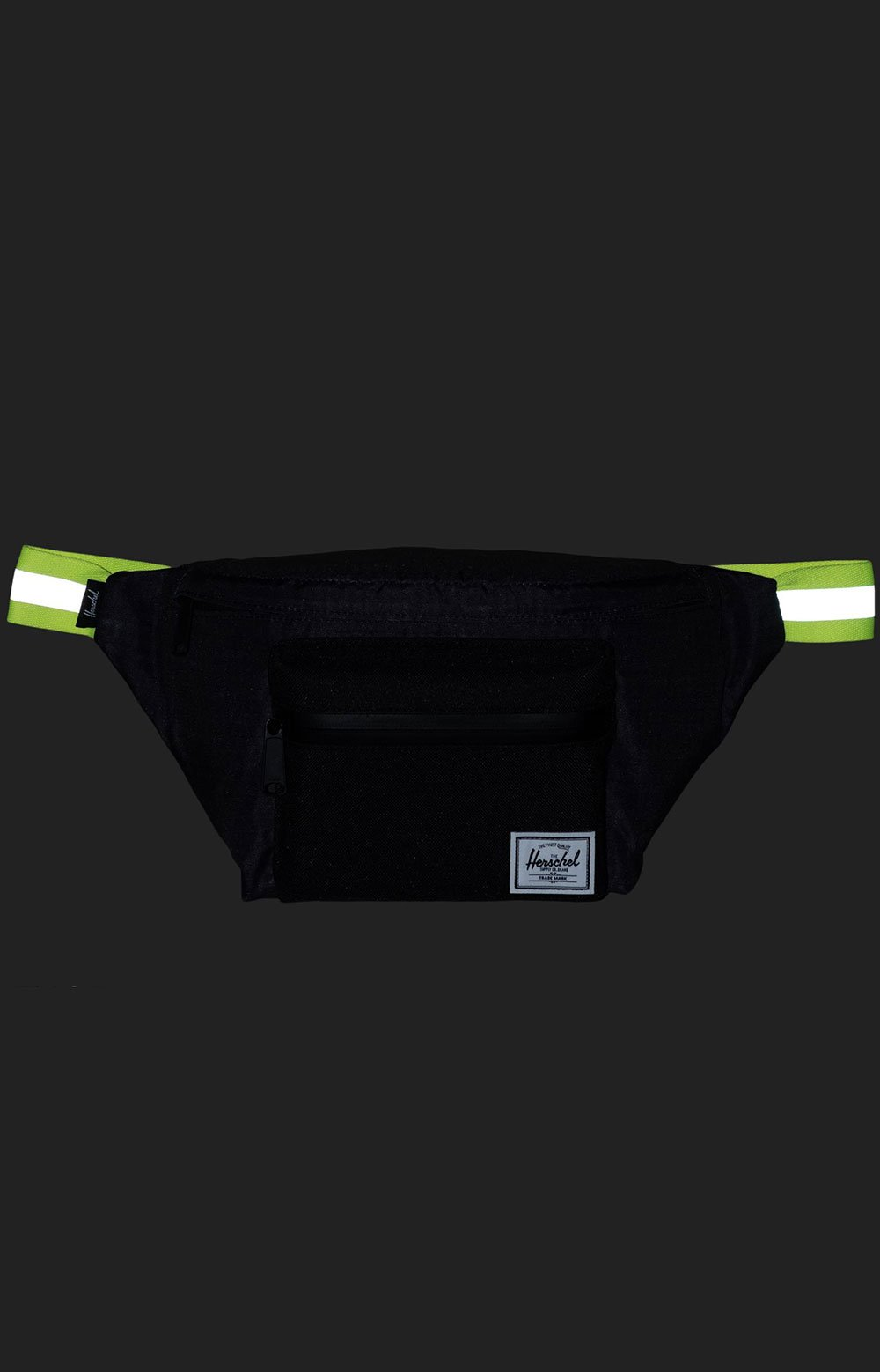Seventeen Hip Pack - Black Enzyme Ripstop/Black/Safety Yellow 2