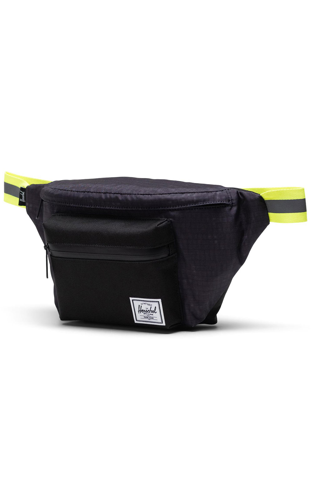 Seventeen Hip Pack - Black Enzyme Ripstop/Black/Safety Yellow 3