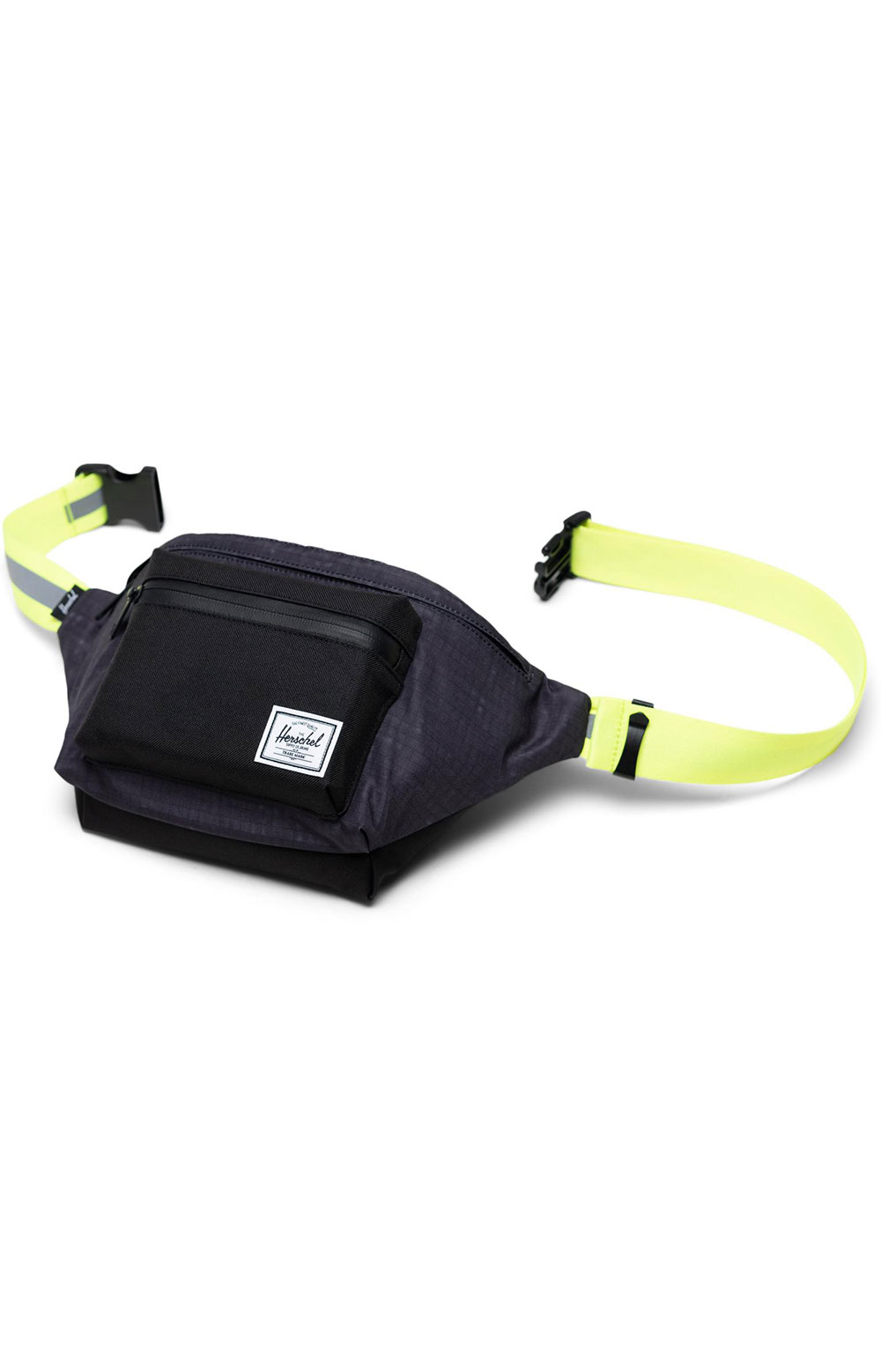 Seventeen Hip Pack - Black Enzyme Ripstop/Black/Safety Yellow 4