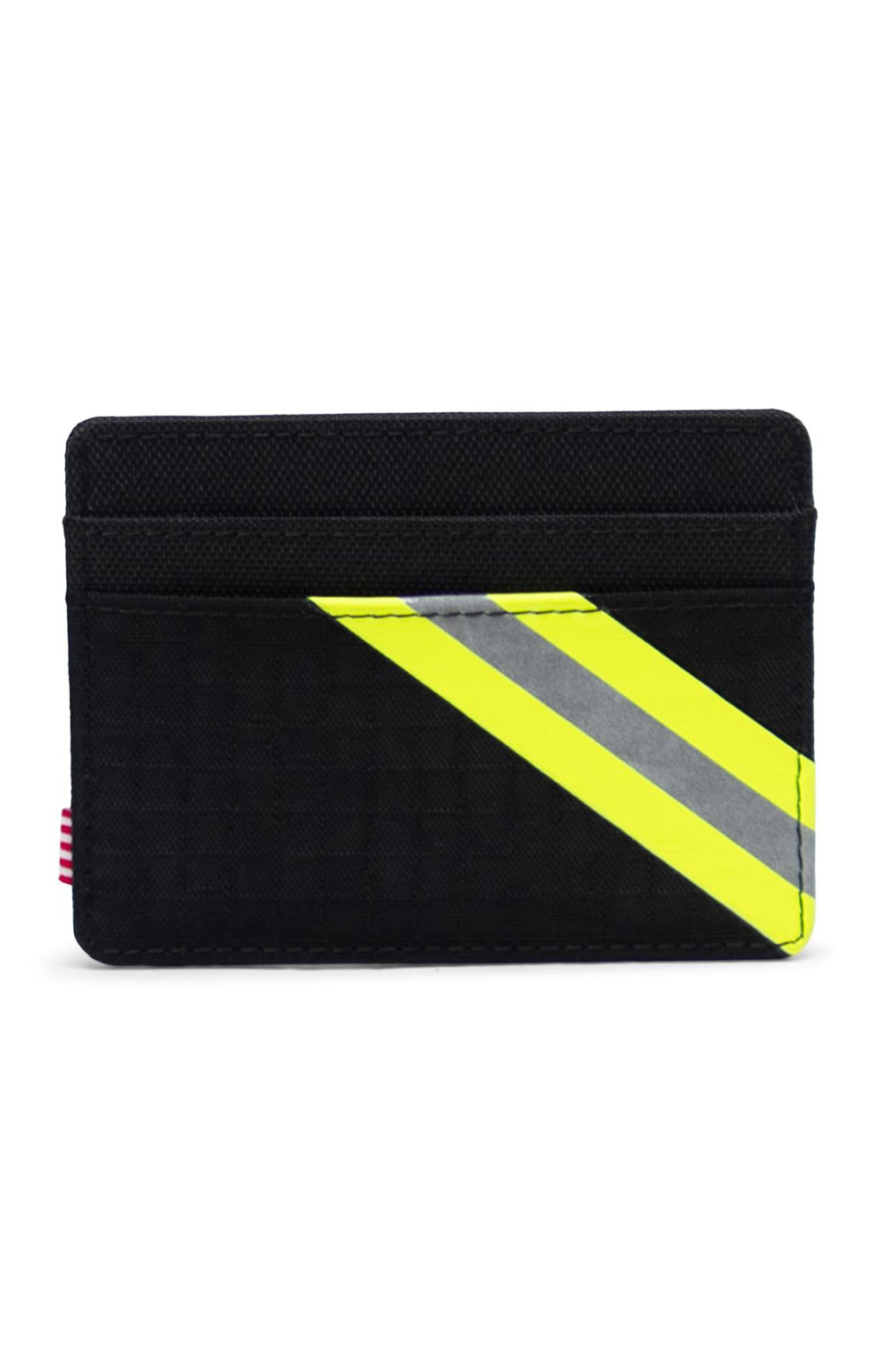 Charlie Wallet - Black Enzyme Ripstop/Black/Safety Yellow 4