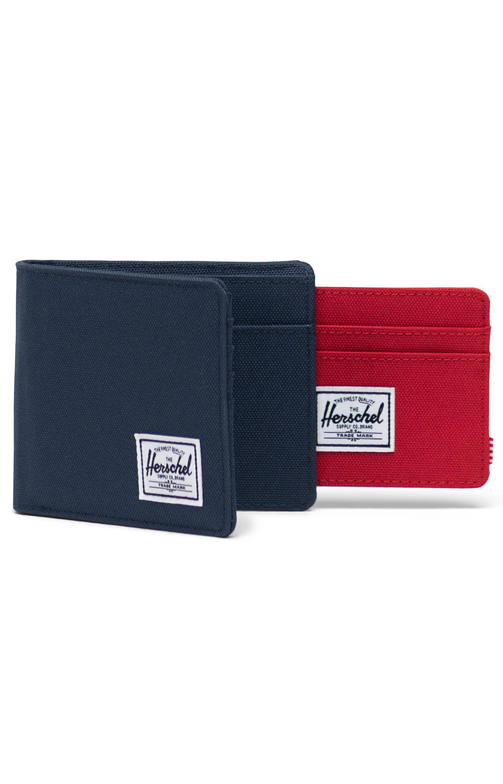 Andy Wallet - Navy/Red 2