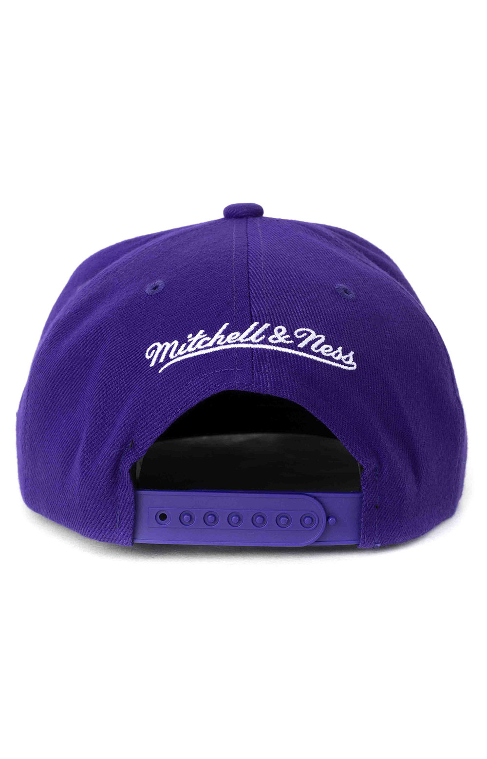State Flower Snap-Back Hat - Lakers 3