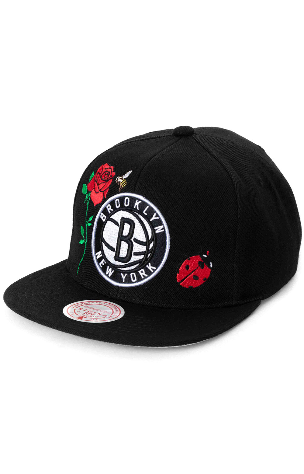 State Flower Snap-Back Hat - Nets