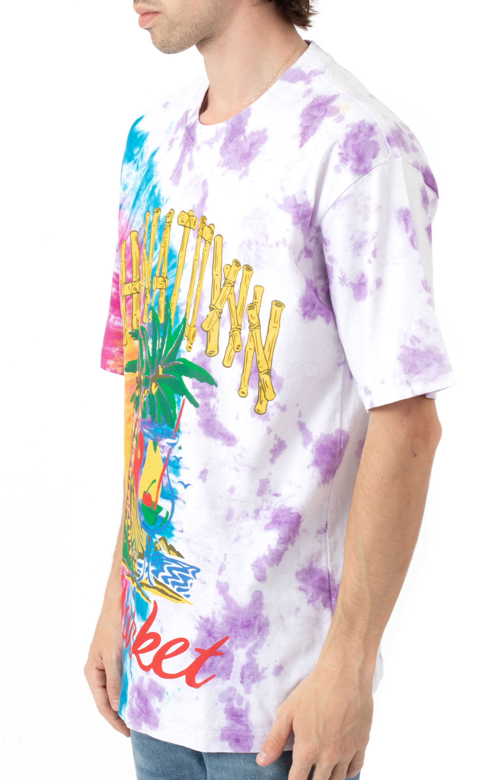 By The Water T-Shirt - Tie-Dye  2
