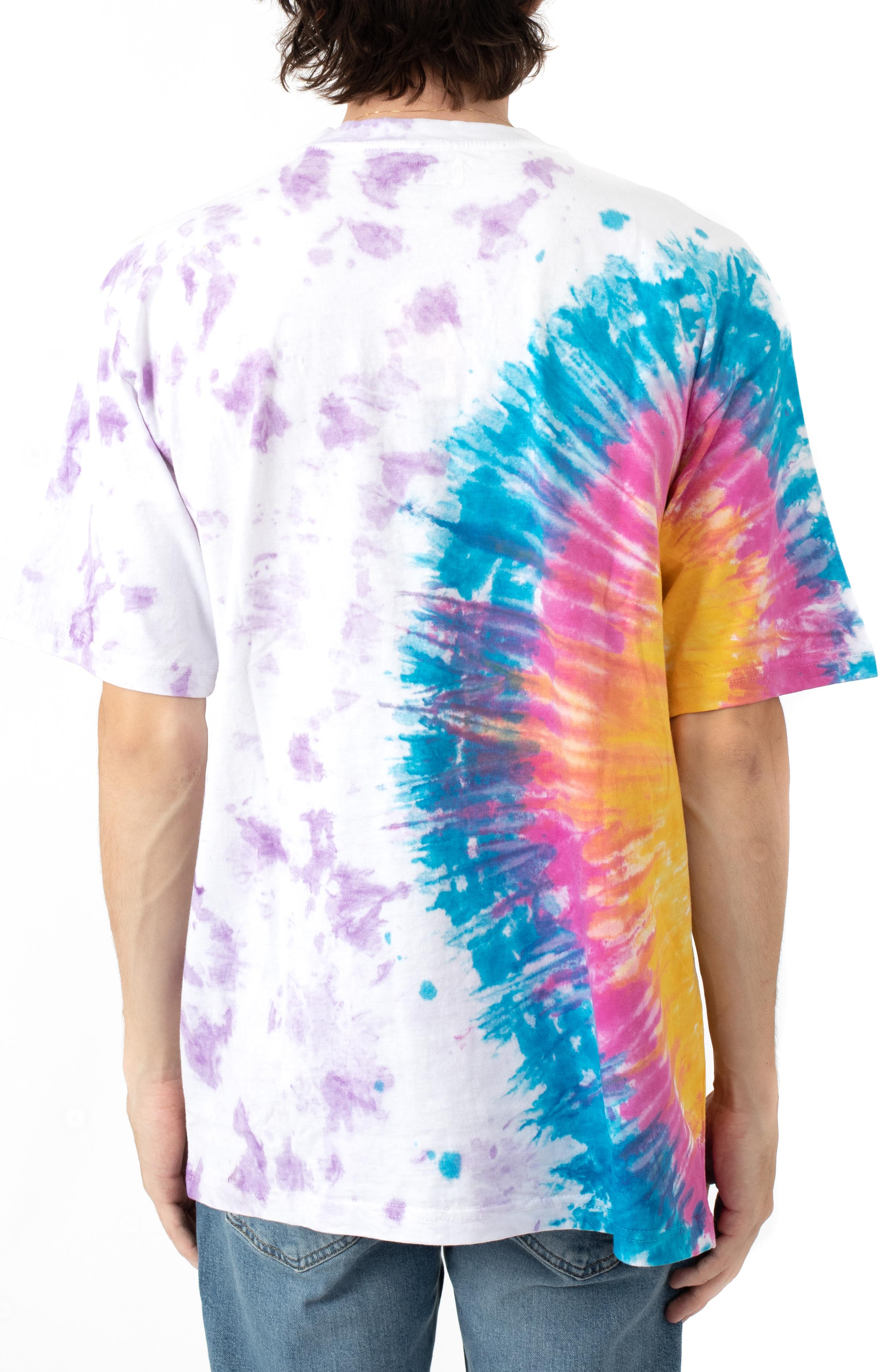 By The Water T-Shirt - Tie-Dye  3