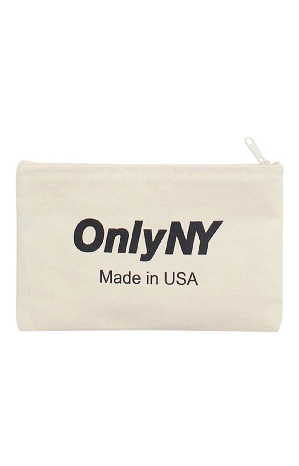 Logo Travel Pouch - Natural