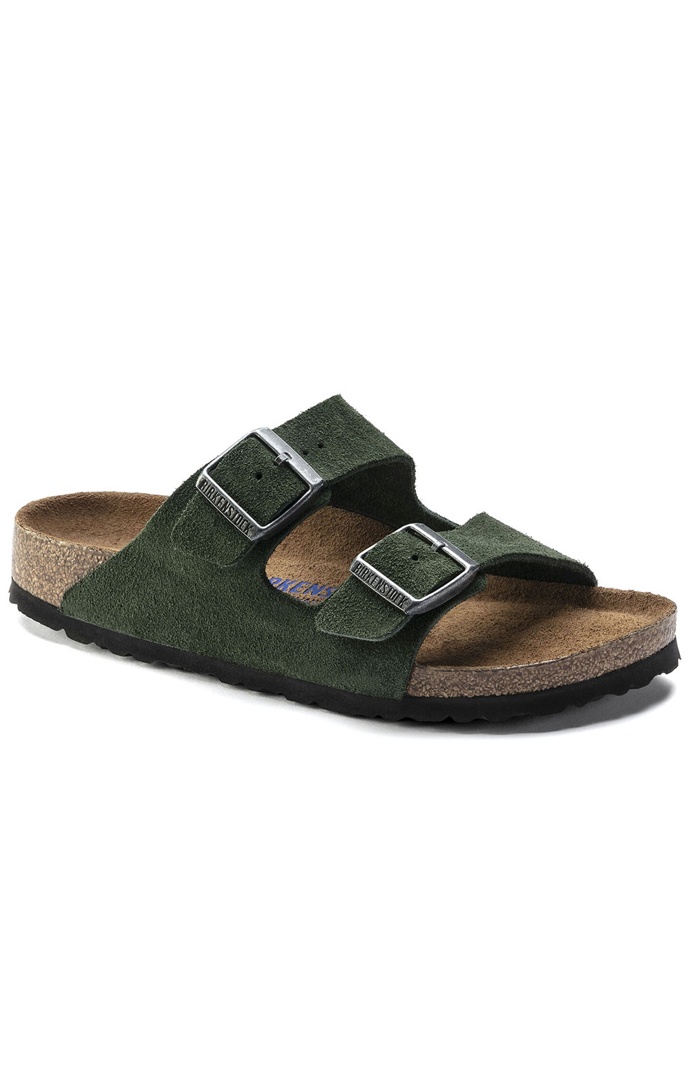 (1018143) Arizona Soft Footbed Sandals - Mountain View Green  2