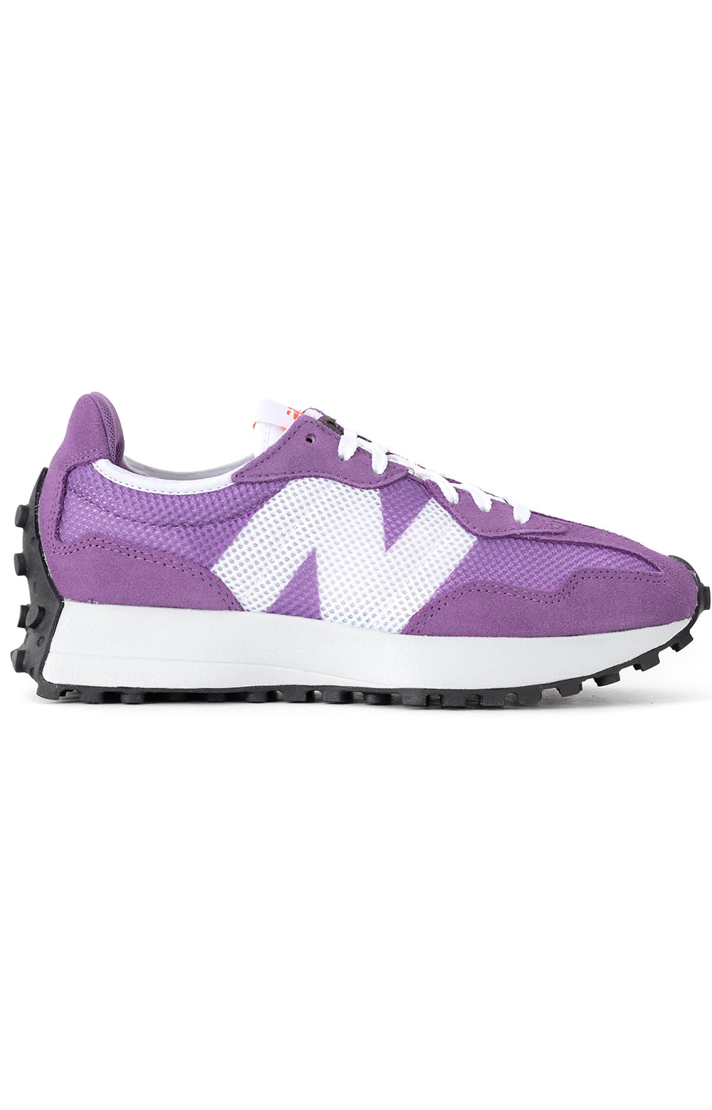 (WS327HE) 327 Shoes - Virtual Violet/Ghost Pepper