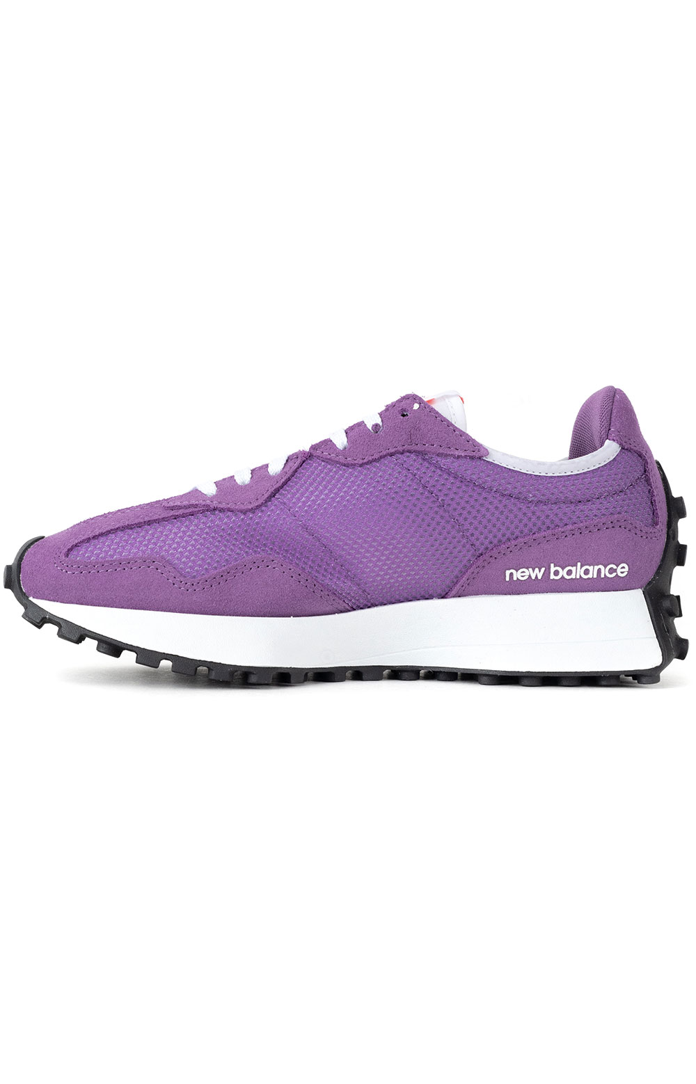 (WS327HE) 327 Shoes - Virtual Violet/Ghost Pepper  4