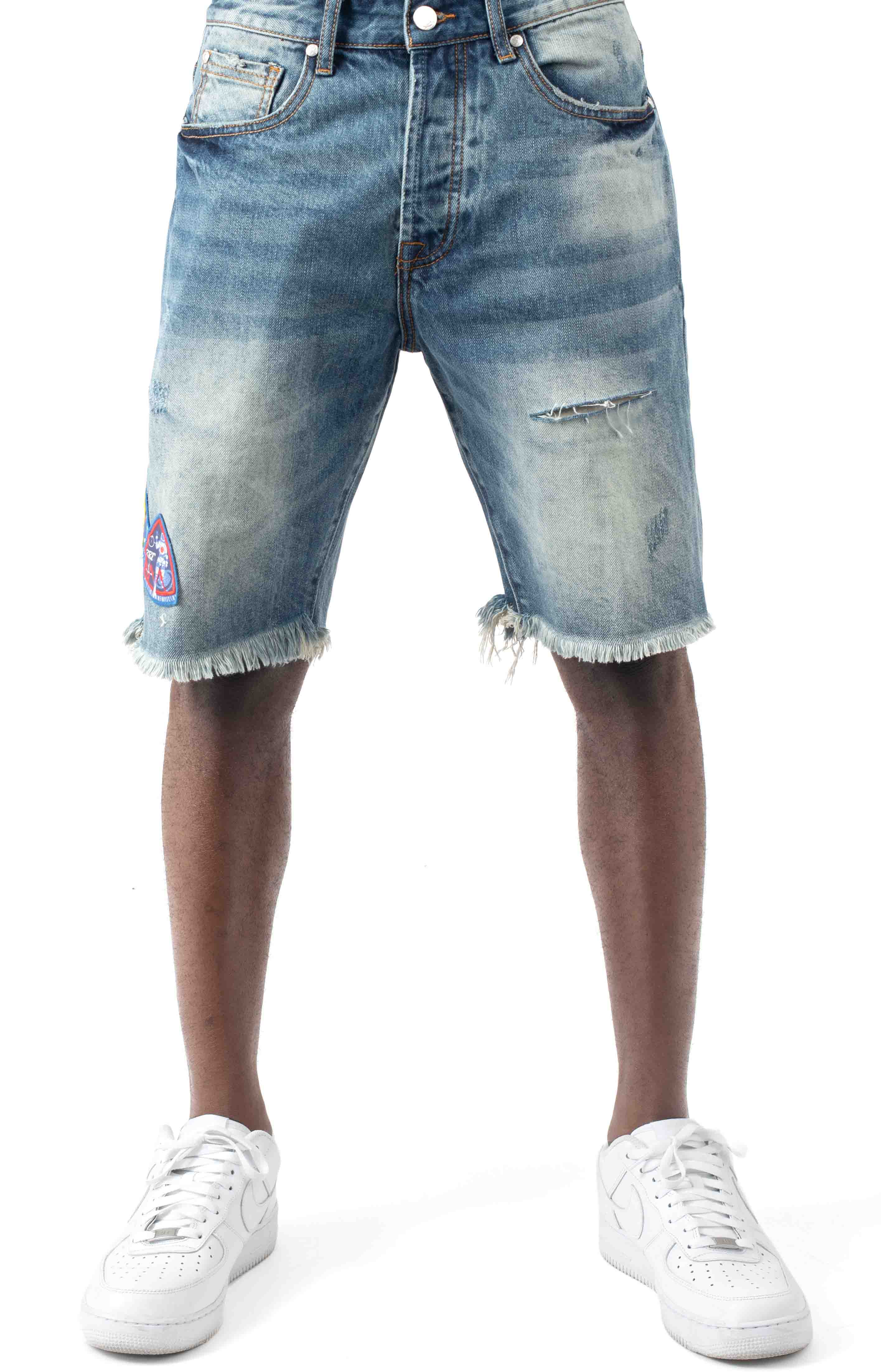 BB Expedition Jean Short - X