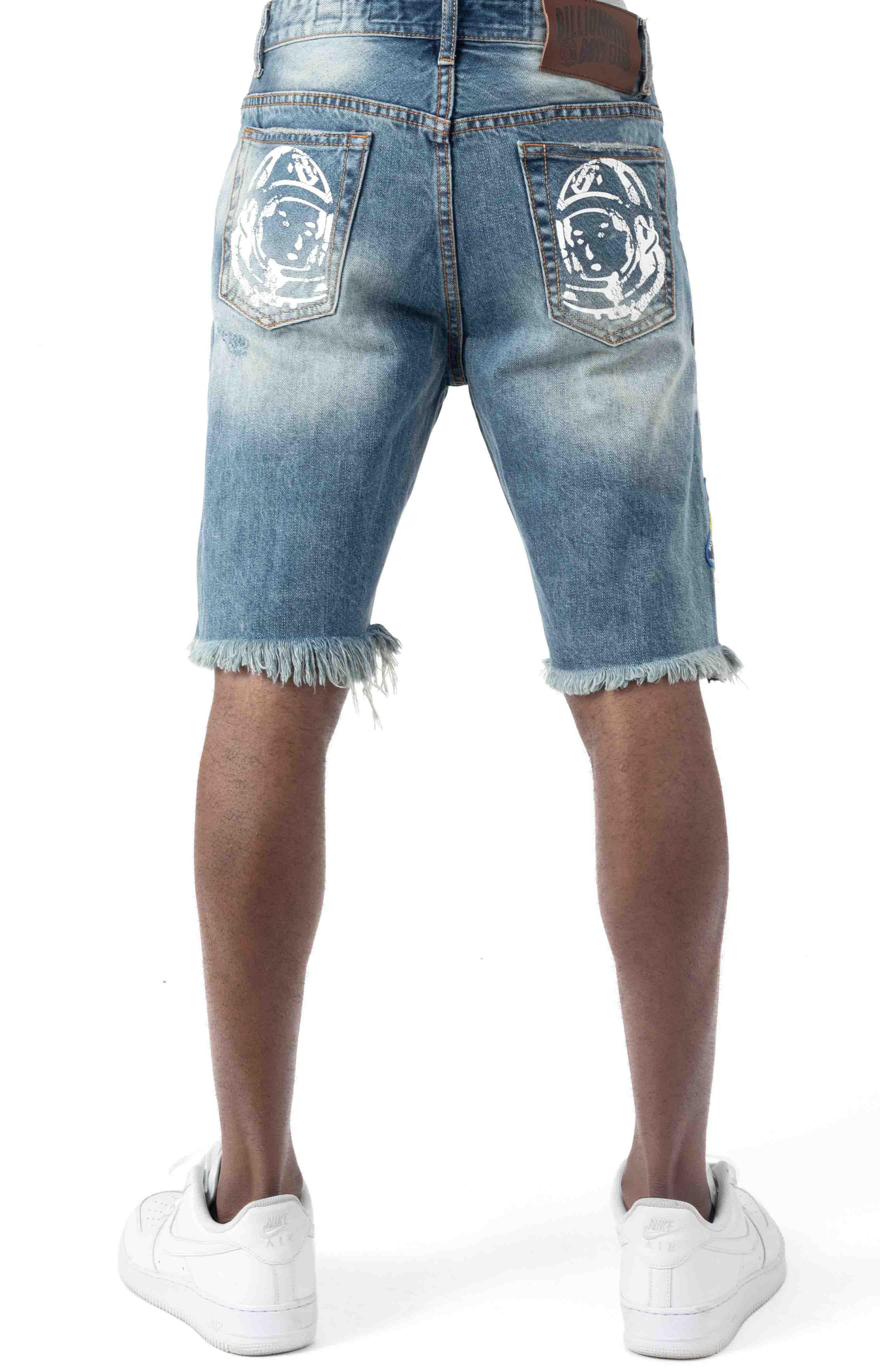 BB Expedition Jean Short - X 3