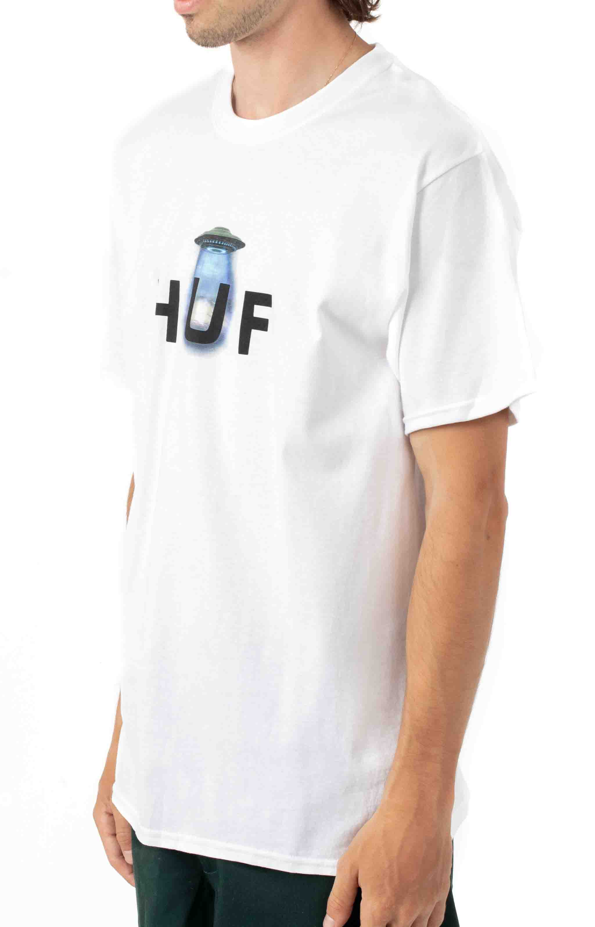 Abducted T-Shirt - White  2