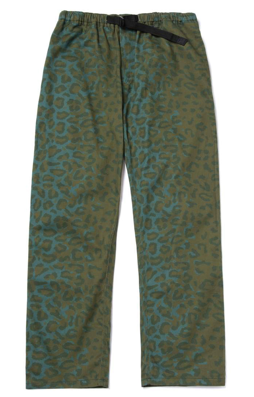 Printed Runyon Easy Pant - Leopard Camo