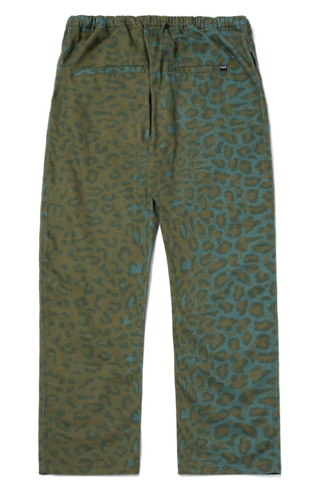 Printed Runyon Easy Pant - Leopard Camo  2
