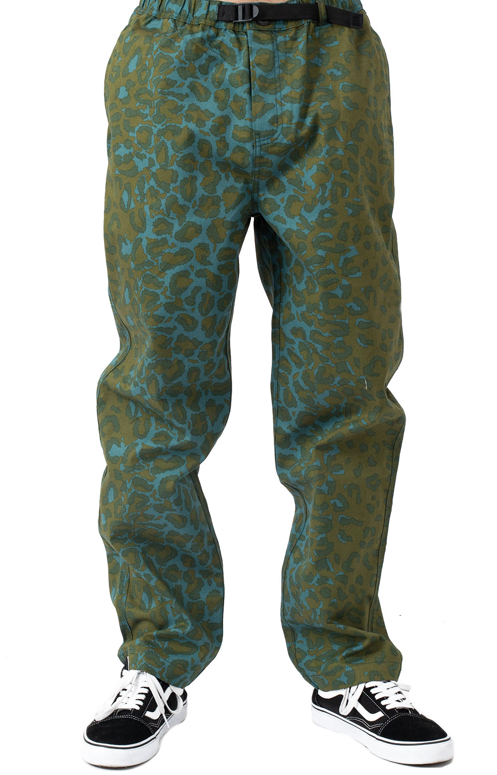 Printed Runyon Easy Pant - Leopard Camo  3