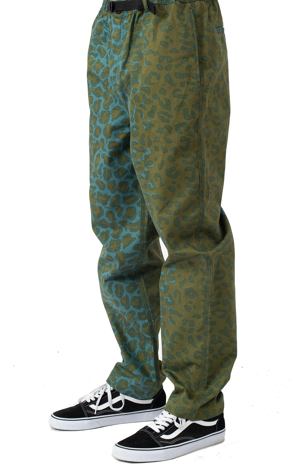 Printed Runyon Easy Pant - Leopard Camo  4