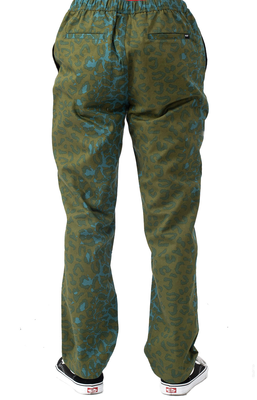 Printed Runyon Easy Pant - Leopard Camo  5