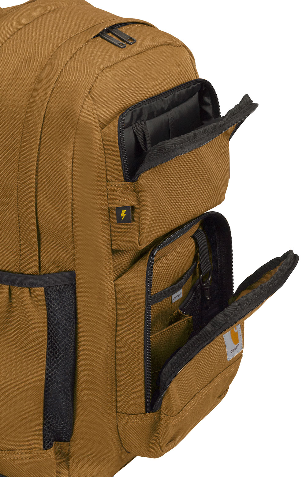 Force Advanced 28L Laptop Backpack - Carhartt Brown  4