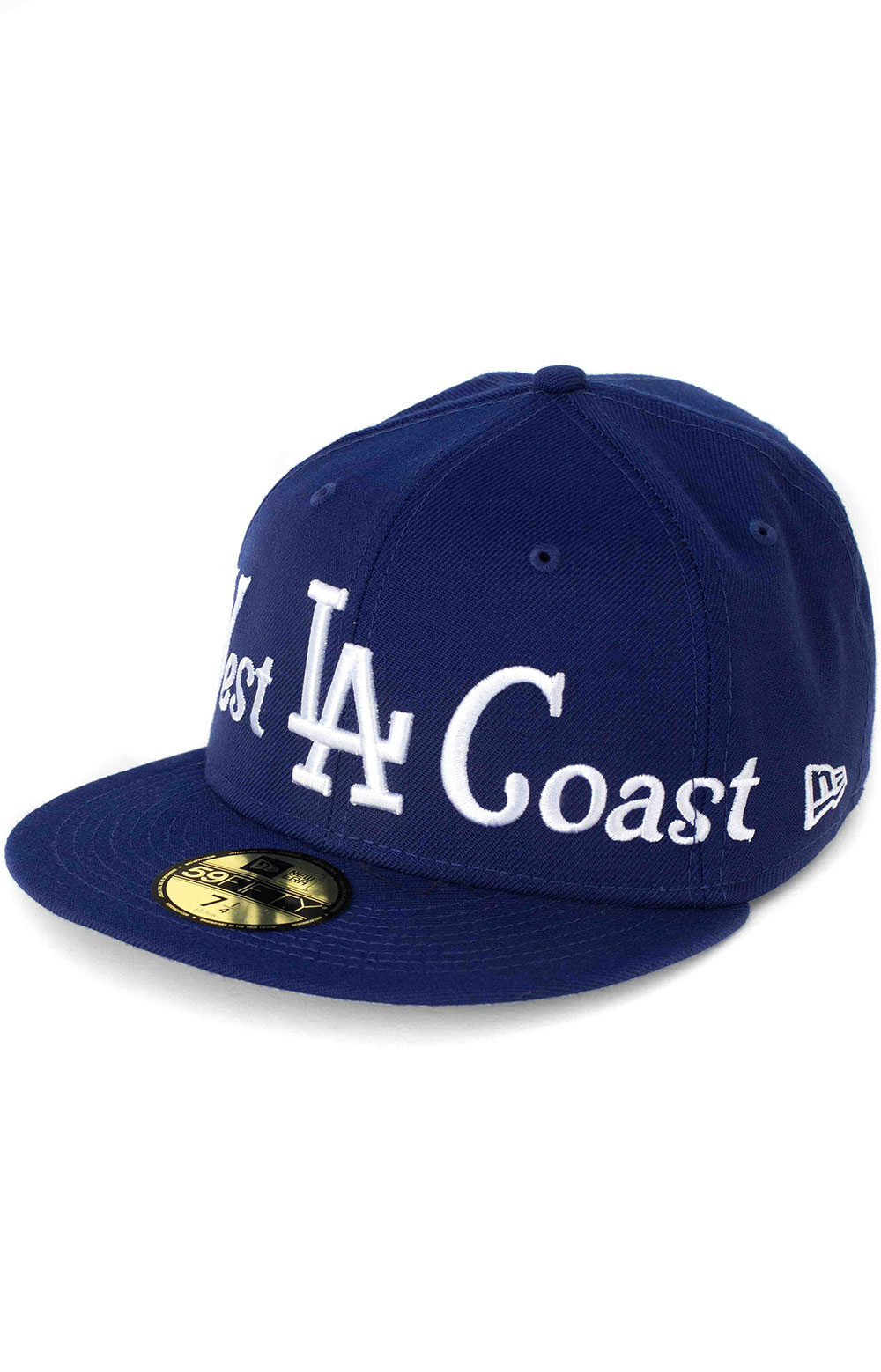 LA Dodgers City Nicknames 59Fifty Fitted Hat - Royal Blue