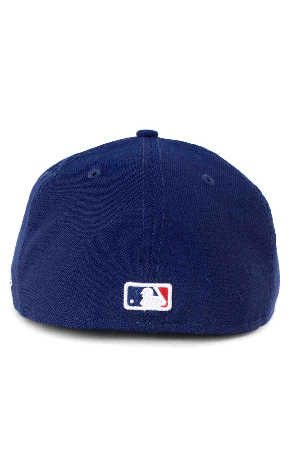 LA Dodgers City Nicknames 59Fifty Fitted Hat - Royal Blue  3