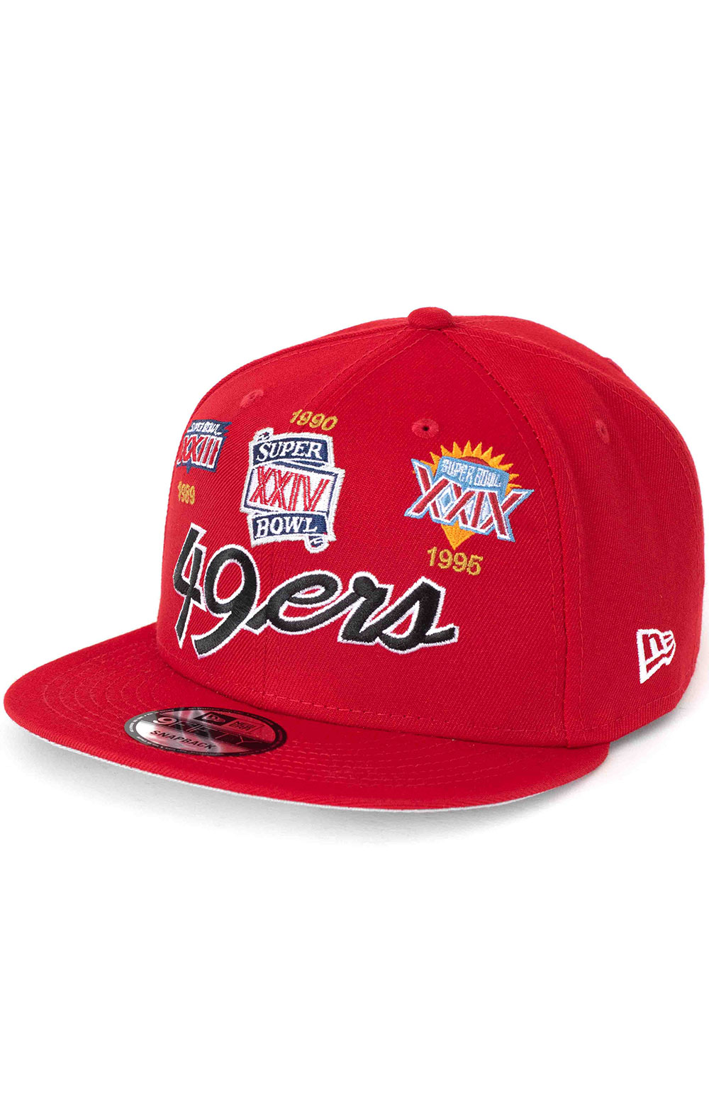 SF 49ers Super Bowl 9Fifty Snap-Back Hat