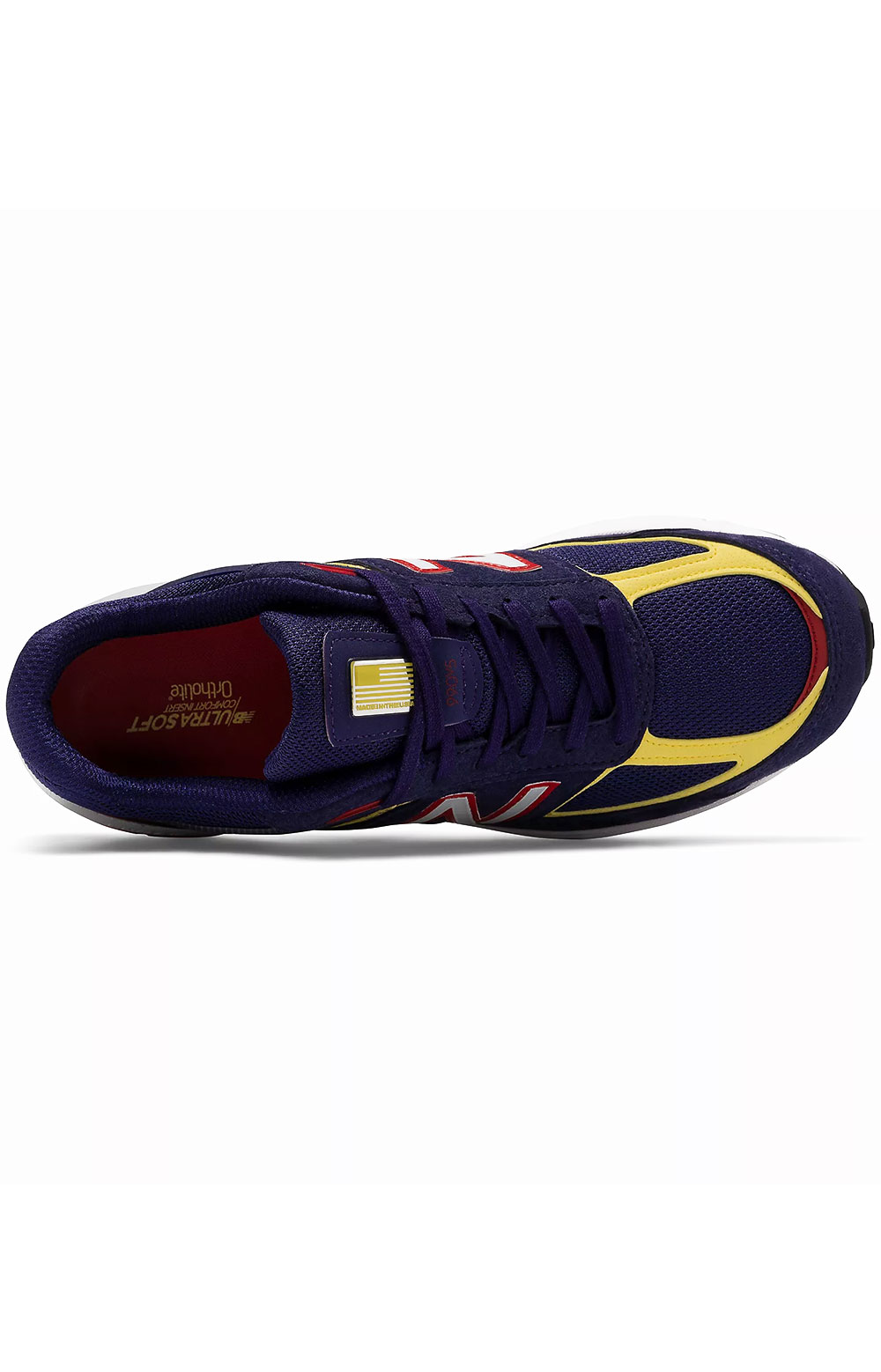 (M990GA5) Made IN US 990v5 Shoes - Virtual Violet/First Light  3