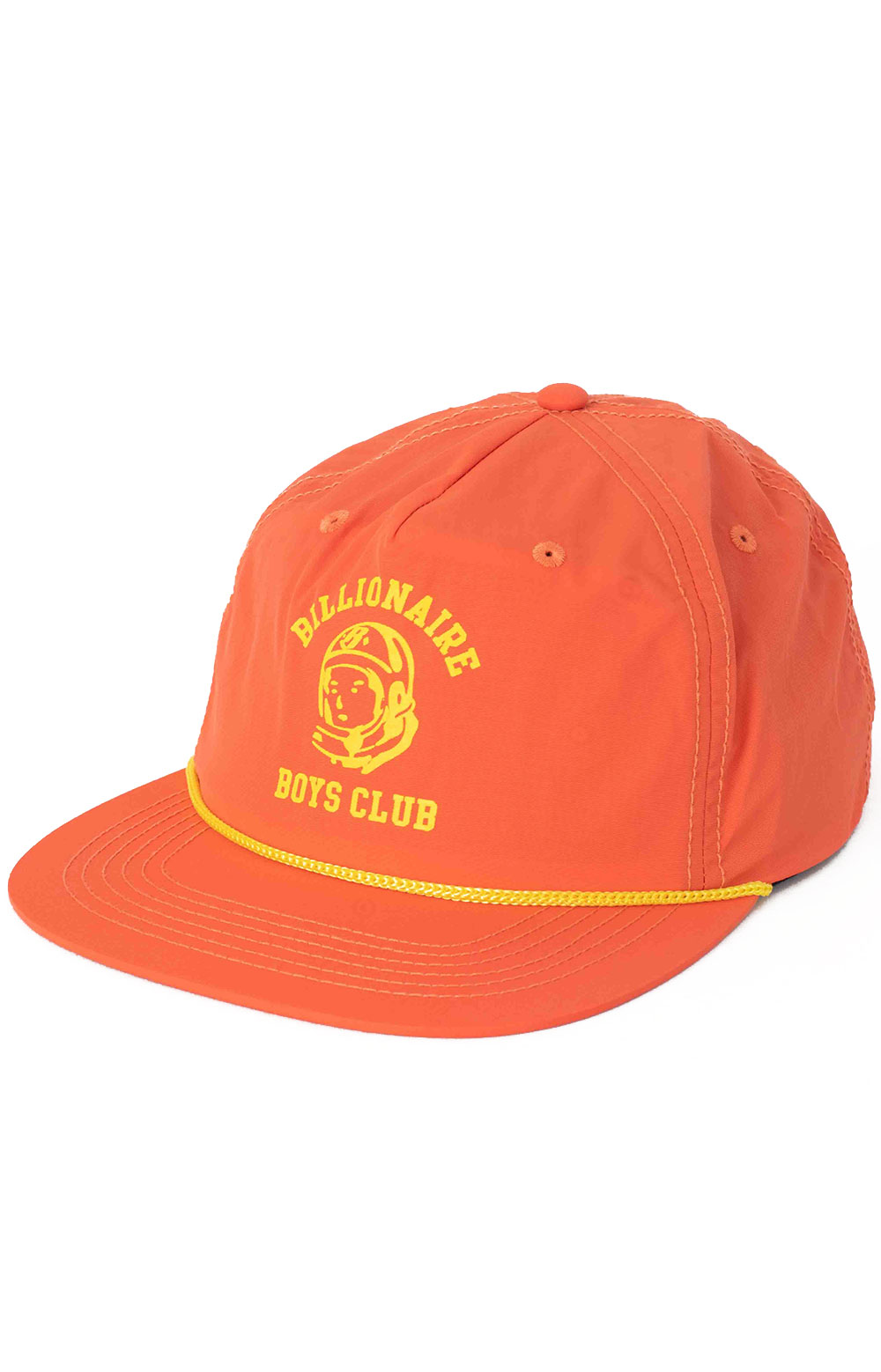 Clubhouse Snap-Back Hat - Hot Coral