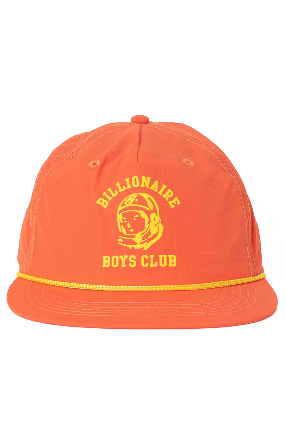 Clubhouse Snap-Back Hat - Hot Coral  2
