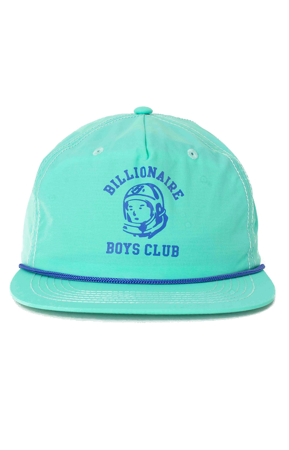 Clubhouse Snap-Back Hat - Spring Bud  2