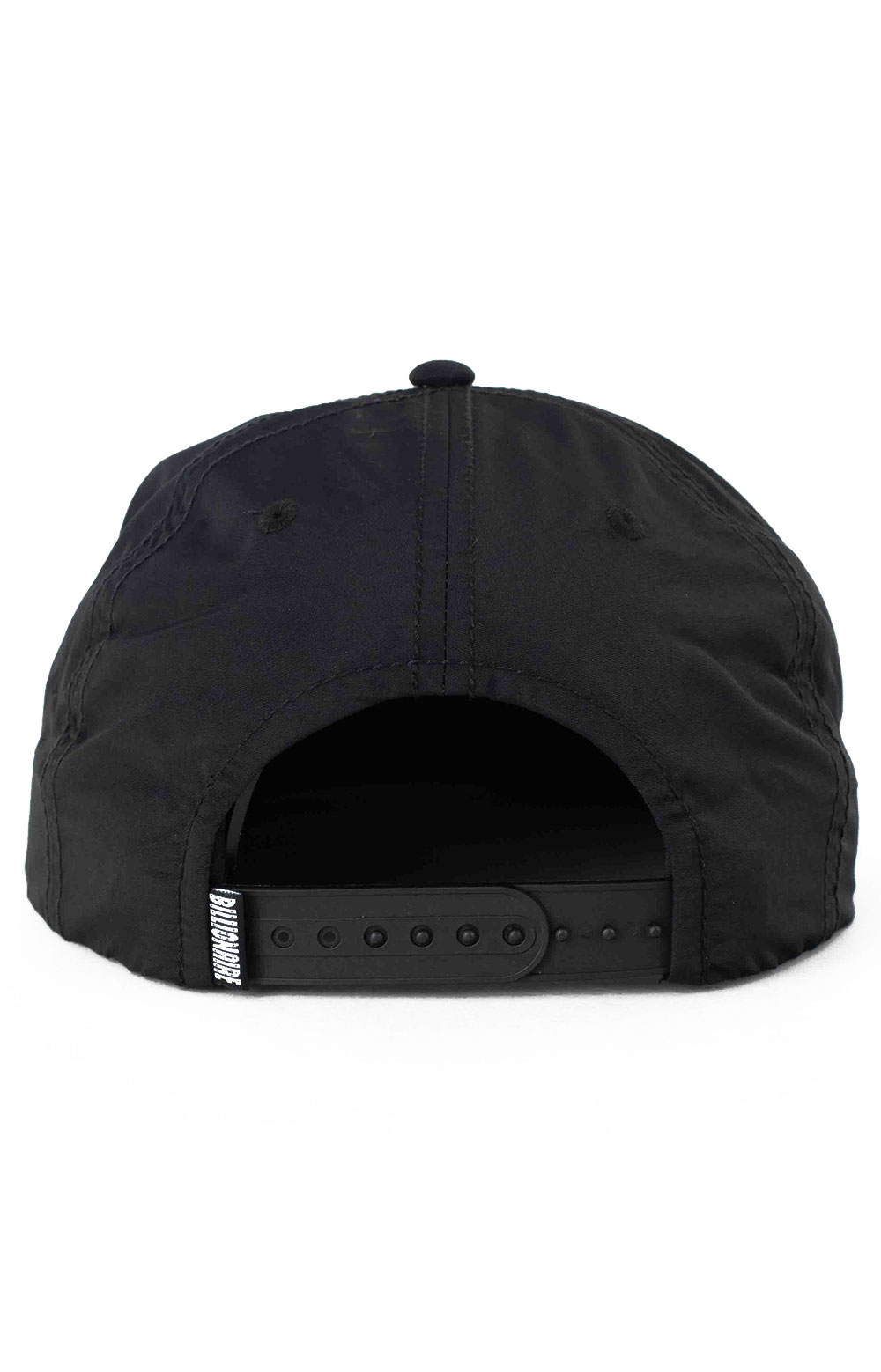 Clubhouse Snap-Back Hat - Black  2