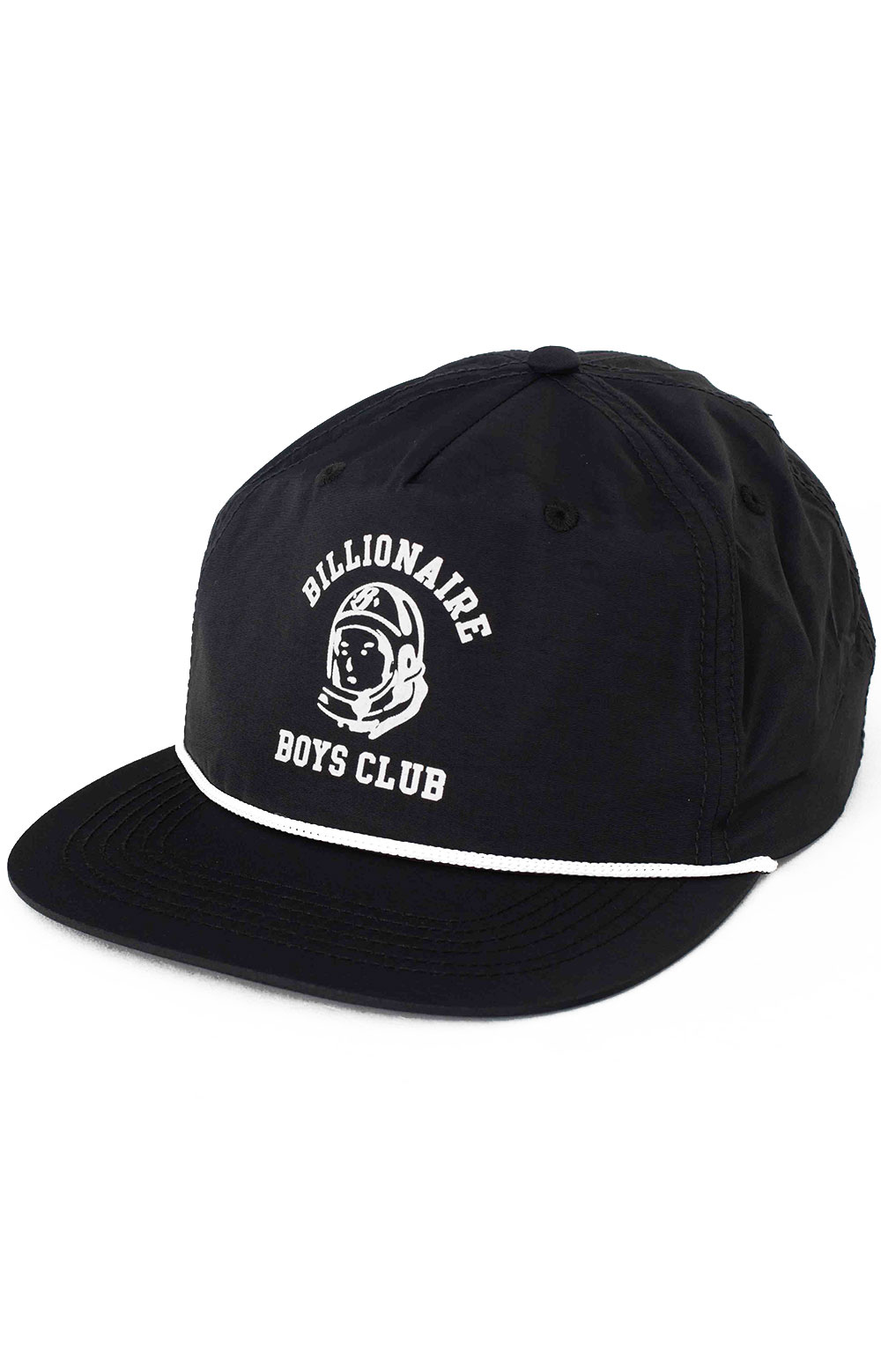 Clubhouse Snap-Back Hat - Black