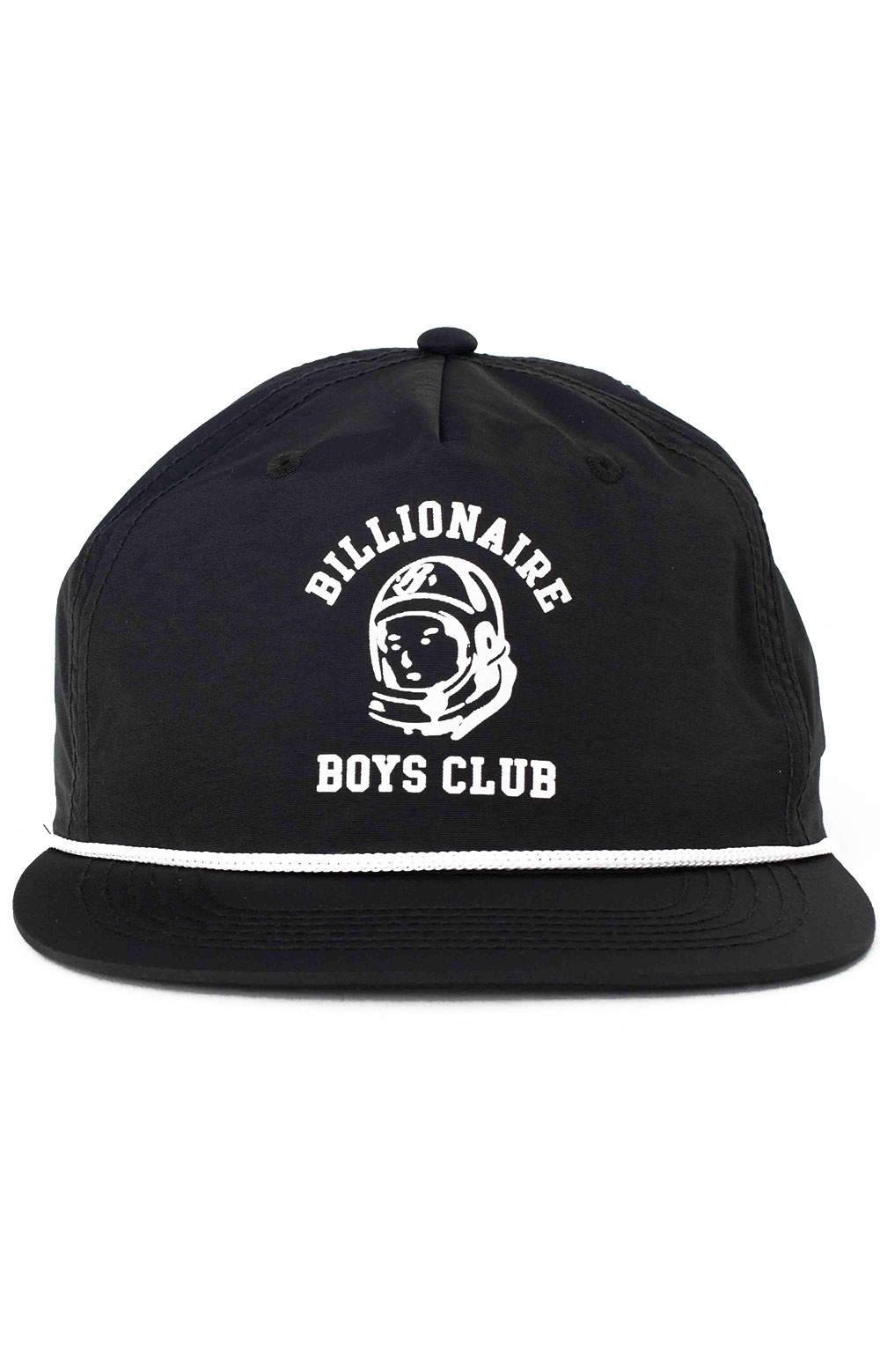 Clubhouse Snap-Back Hat - Black  3