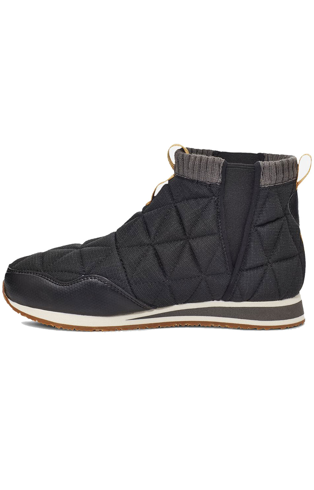 (1123431) ReEMBER Mid Shoes - Black 3