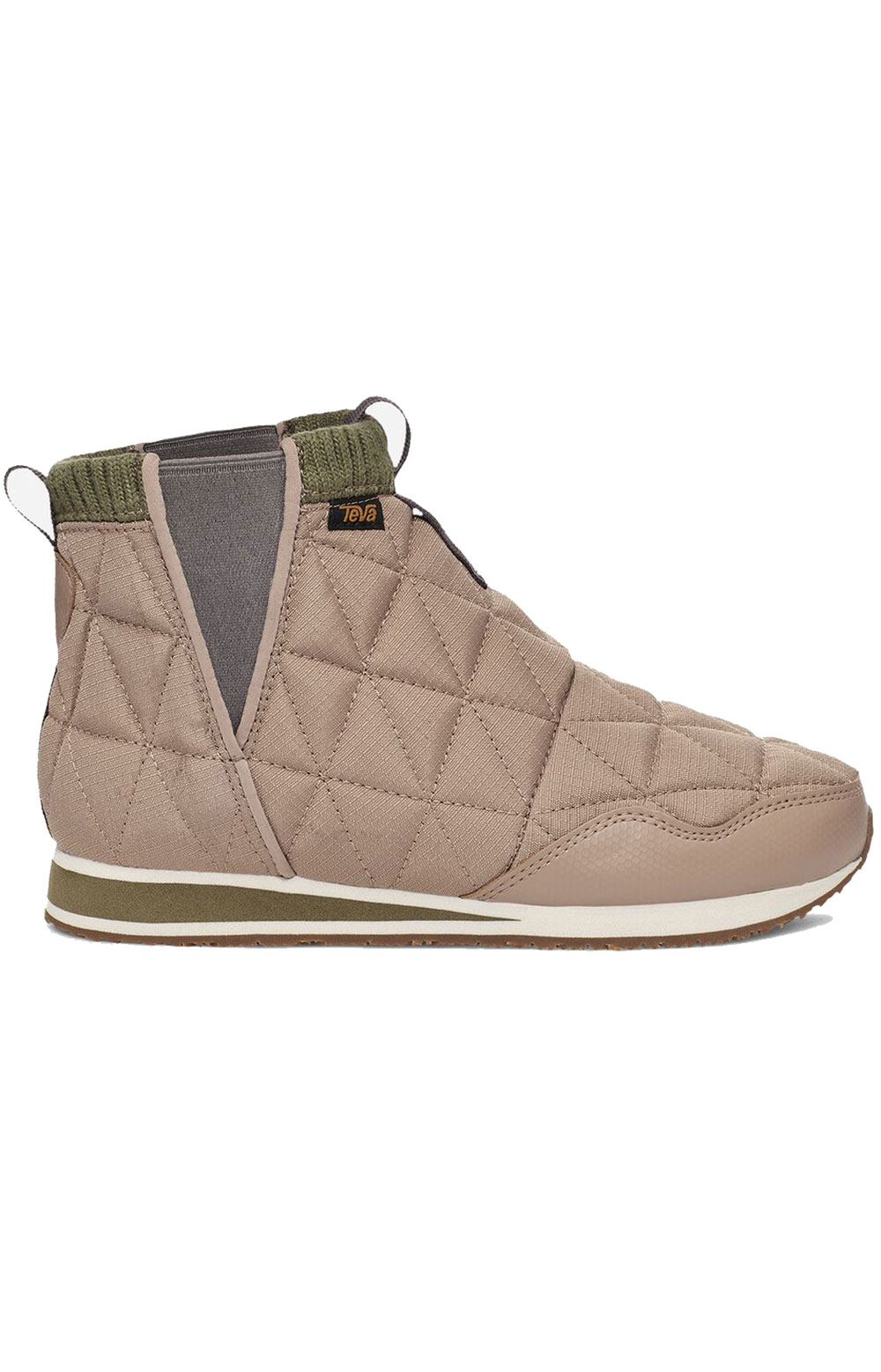 (1123431) ReEMBER Mid Shoes - Macaroon/Olive